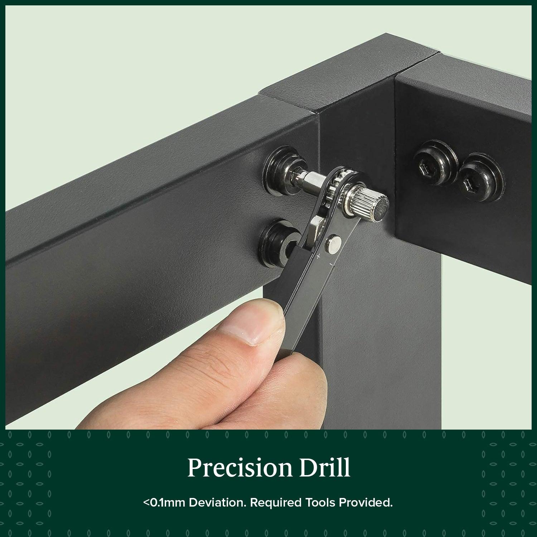 Zinus Ironline Metal And Wood Platform Bed Frame Buy