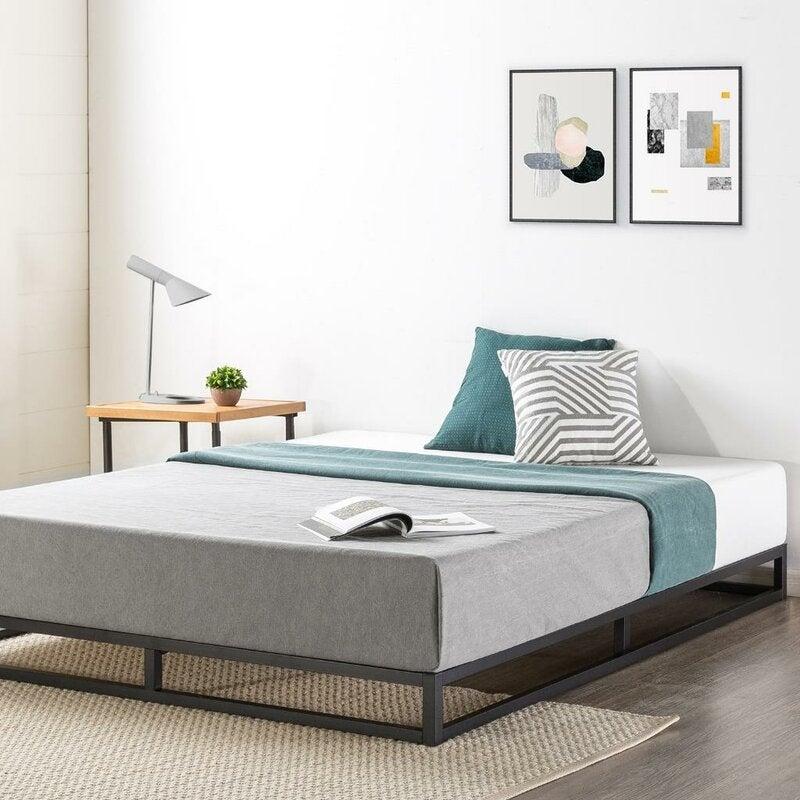 Zinus Joesph Modern Studio 15cm Platforma Low Profile Bed