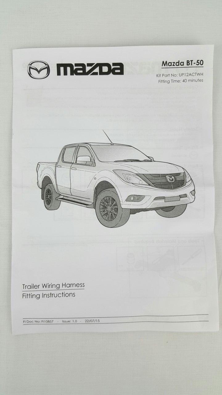 Ford Tauru Trailer Wiring Harnes