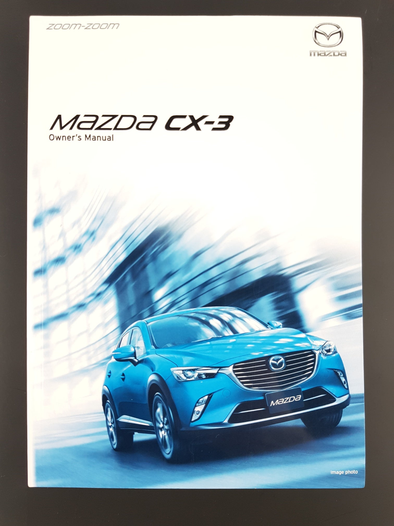 Genuine Mazda Cx 2017