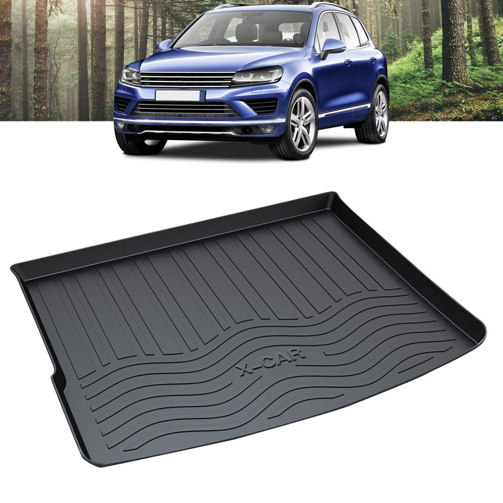 Quilted Pet Dog Heavy Duty Boot Liner Protector For Volkswagen Tiguan 2016 On
