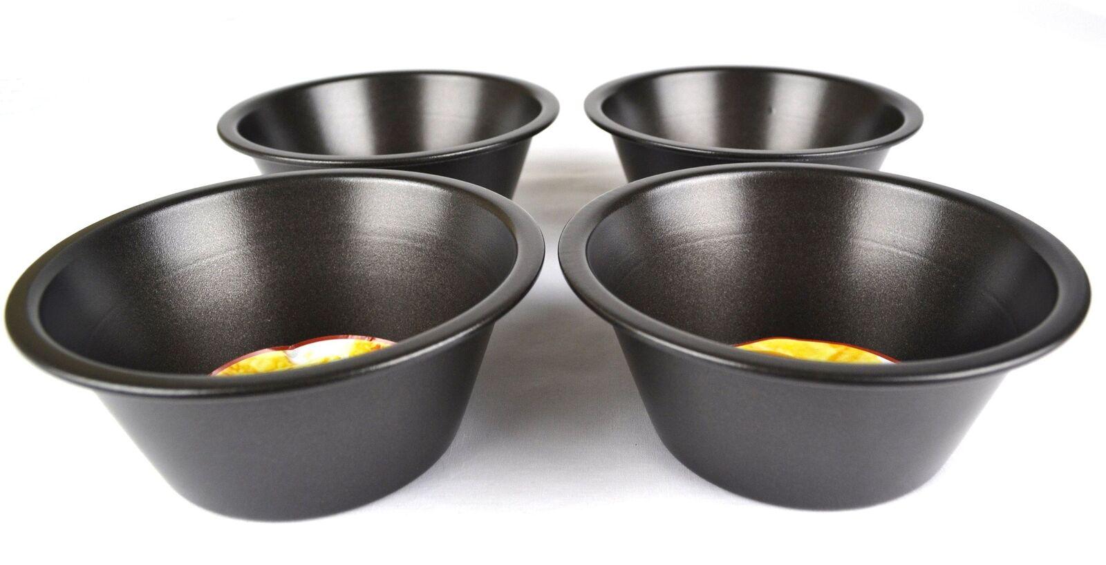Non Stick Mini Pie Pans Set Of 6 12 X 5cm Buy Tart