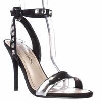 Caparros Cassidy Jeweled Ankle Strap Dres Sandals, Black