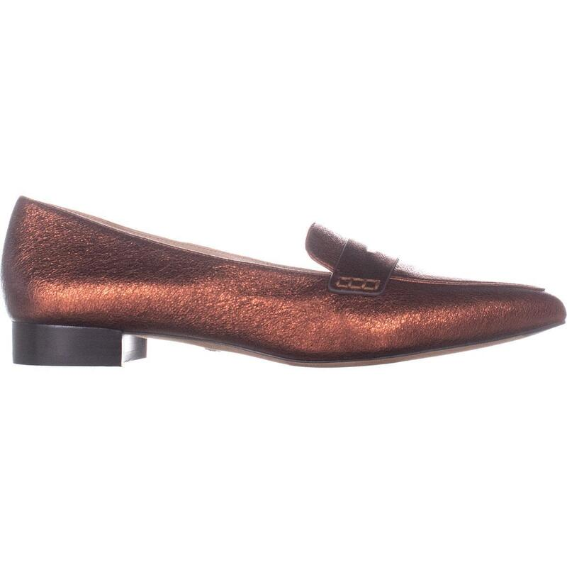 Coach Naomi Loafer Flats, Amber | Buy