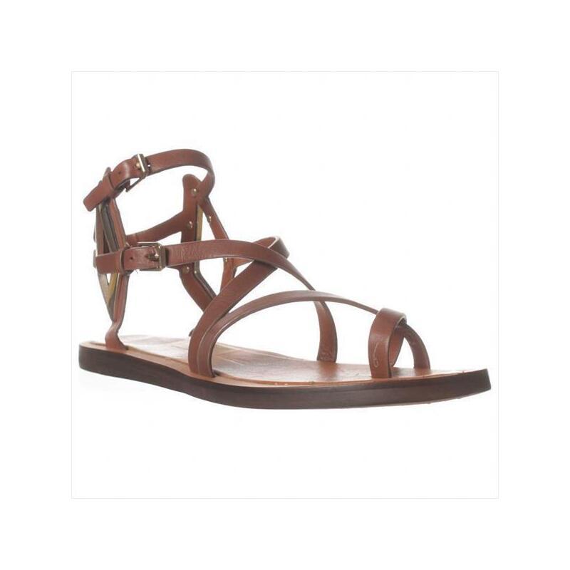 Dolce Vita Ferrah Gladiator Sandals, Mocha
