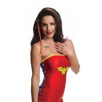 Wonder Woman Accessory Kit for Adults - Warner Bros DC Comics