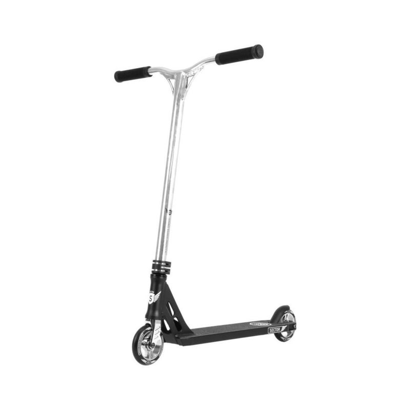 Longway Complete Scooter Sector Gold Satin Black