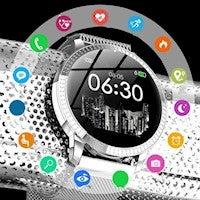 Colorful Screen Waterproof Smart Multifunctional Watch