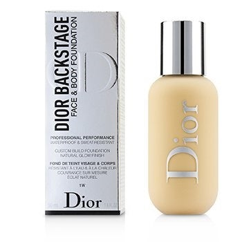 Christian Dior Dior Backstage Face & Body Foundation ...