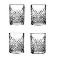 Pasabahce Timeless Shot Glass 60ml Set of 4