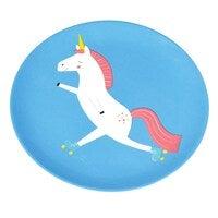 Rex London Melamine Plate Magical Unicorn