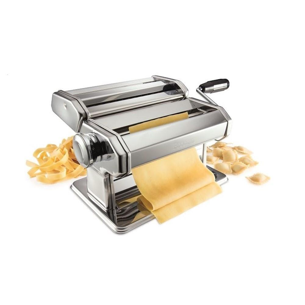 Baccarat Gourmet 180mm Pasta Machine Chrome   Buy Pasta ...