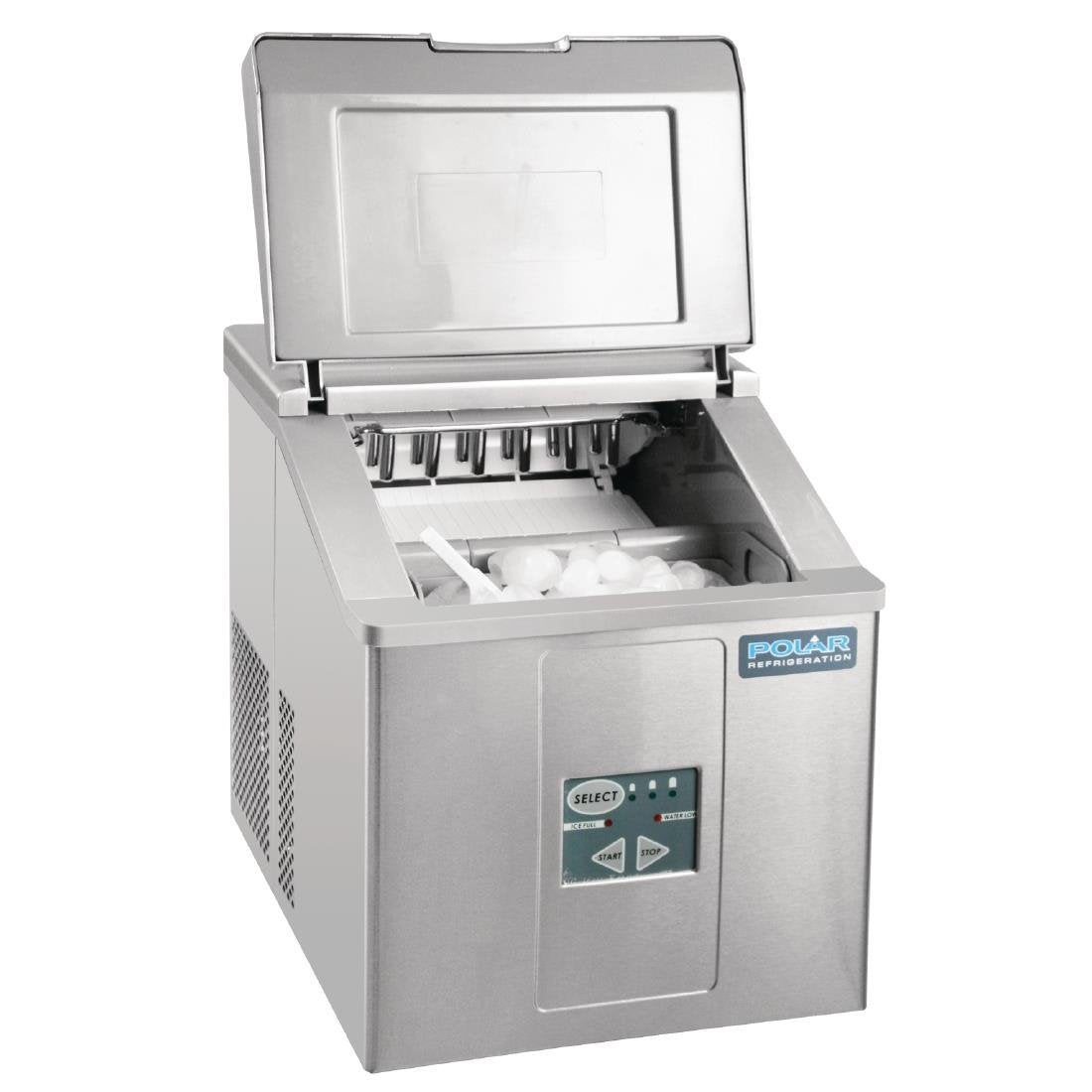 Polar C-Series Countertop Ice Machine 15kg Output | Buy ...