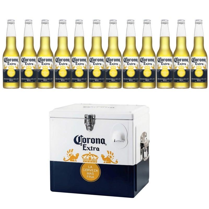 4 Amazing Corona beer style fun! Cocktail Umbrella Coaster Set 1 Million