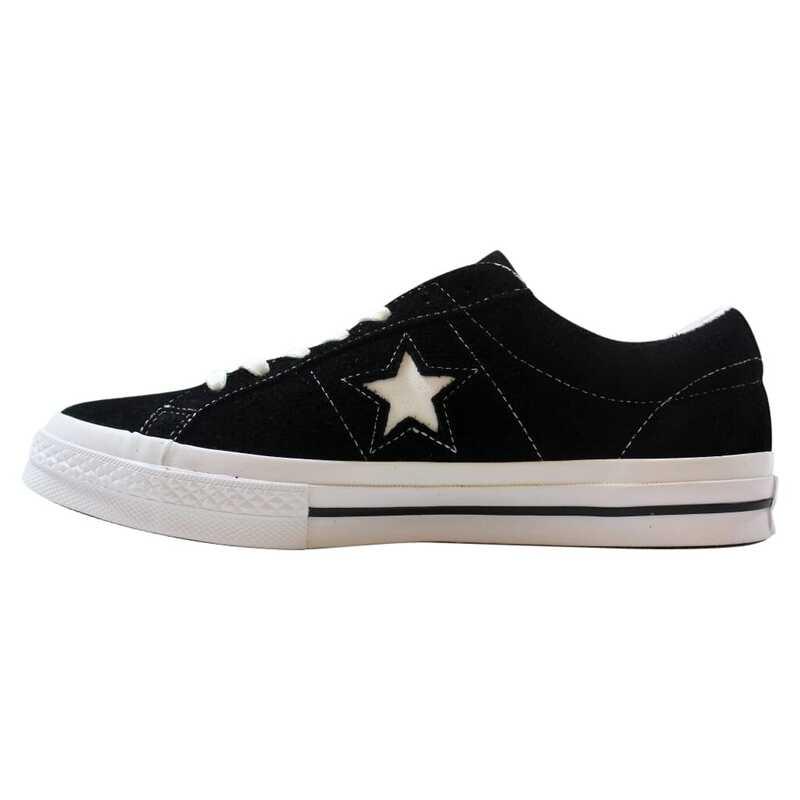Converse One Star OX BlackWhite 158369C Men's