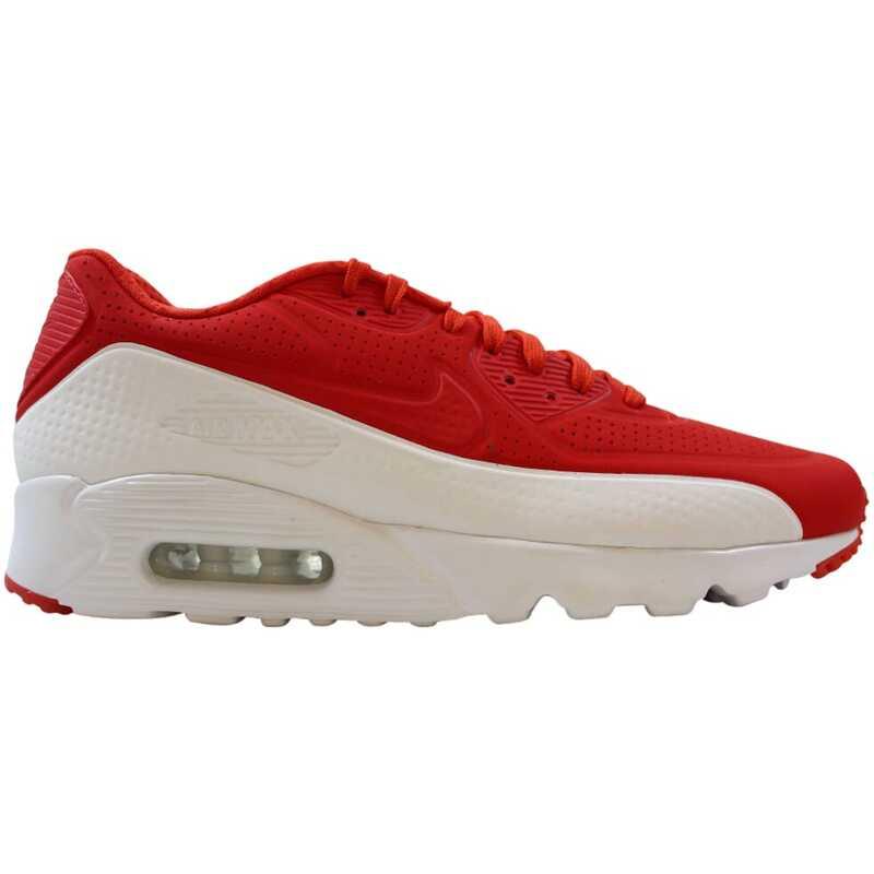 Nike Air Max 90 Ultra Moire Light CrimsonWhite 819477 611 Men's