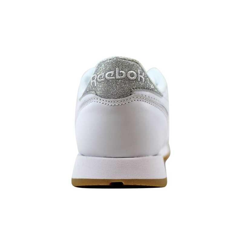 Reebok Classic Leather Met Diamon WhiteGum BD4423 Women's