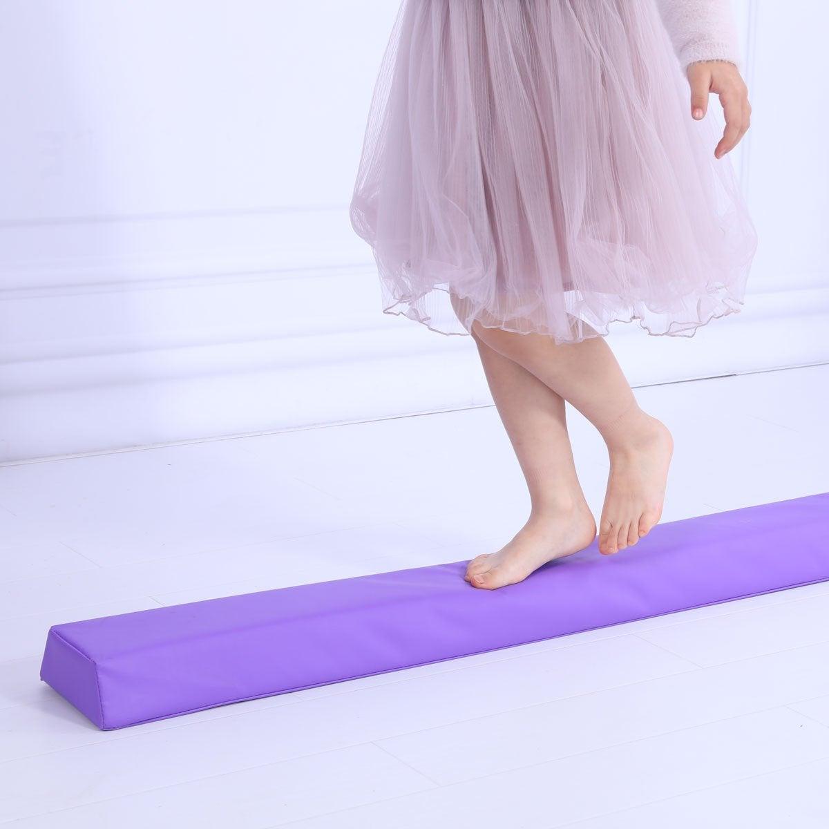 Starter Folding Gymnastics Balance Beam Practice Safe
