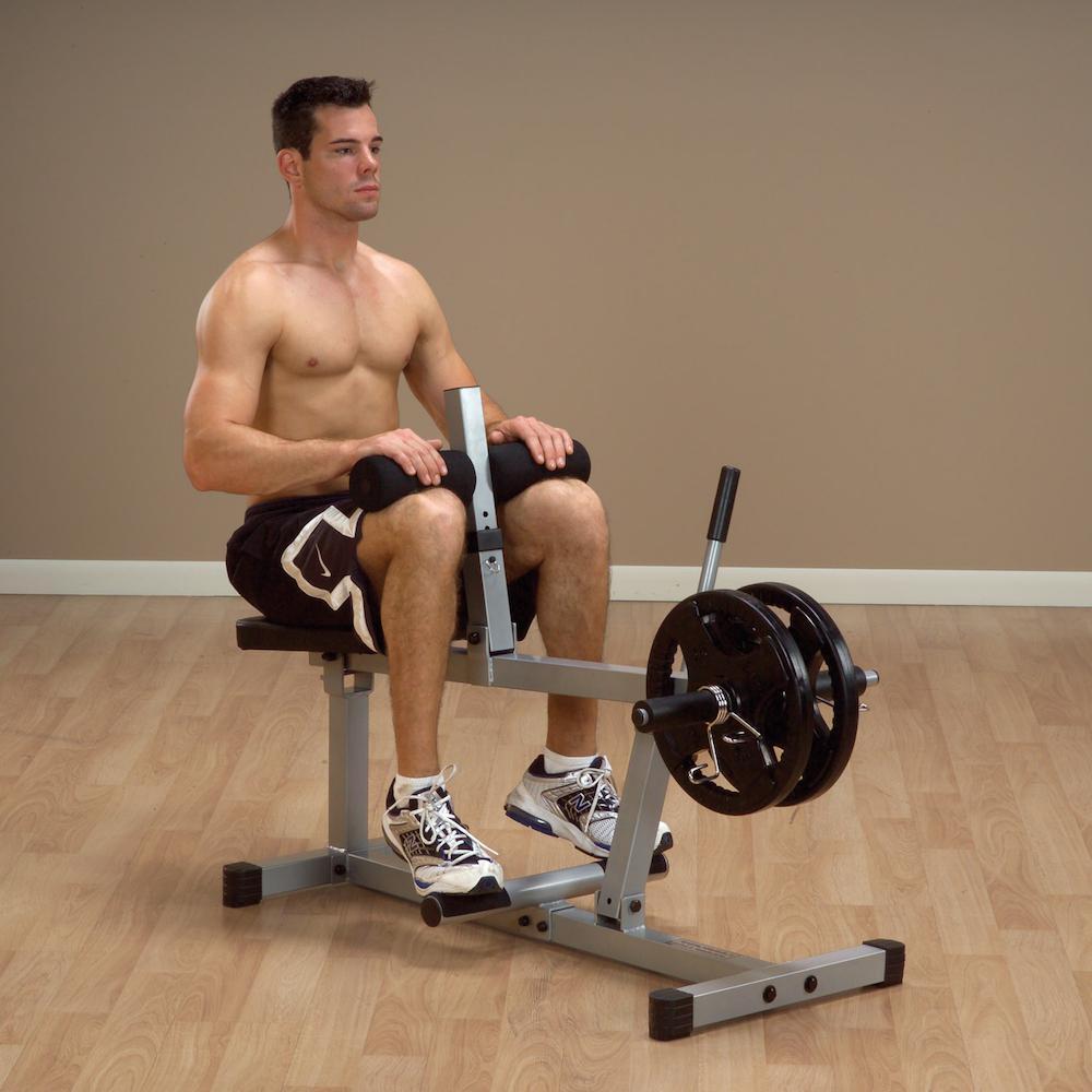 Powerline Seated Calf Raise Machine | Buy Leg Press & Hack ...