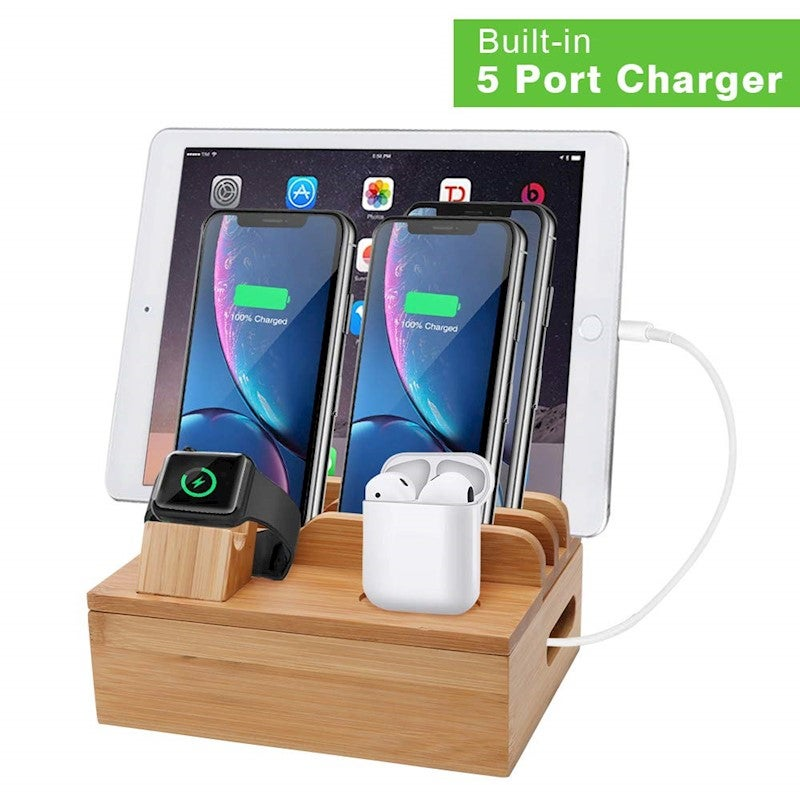 Catzon 5 In 1 Charging Station Dock For Multiple Devices Desktop Docking Station Organizer Cellphone Smart Watch Tablet Buy Wireless Phone Chargers 7681870117345,Cute Diy Halloween Decorations For Kids