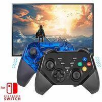For Nintendo Switch Pro Wireless Controller Gamepad Joypad Joystick Remote