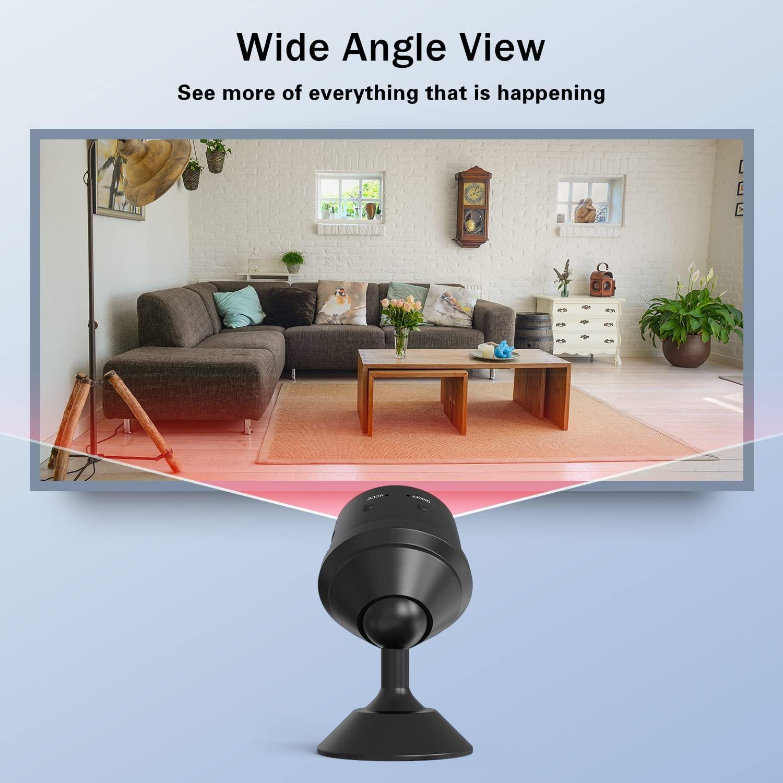 Mini 1080P HD Wireless WiFi Smart Security IP Camera Mini