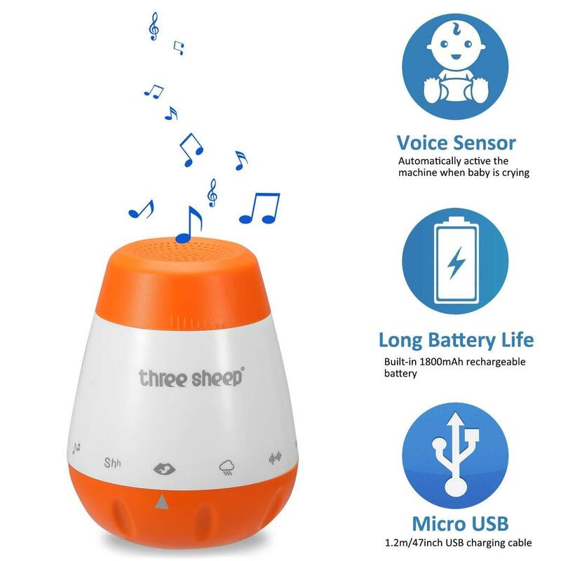Baby Soother Portable Sound Pod | Buy Noise Machines ...