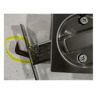 Zanda 53SS+ Cavity Sliding Door Privacy Kit