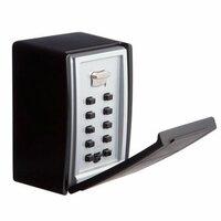 ABUS KG747LC Key Garage Push Button 25 Key Capacity Safe w/ Mount