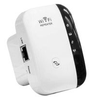 WiFi Range Extender WiFi Repeater Amplifier Boost WiFi Signal,300Mbps Access Point 2.4GHz High Speed Network Ap/Repeater Modes