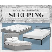Editor's Focus: Furniture - Sleeping