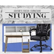 Editor's Focus: Furniture - Studying