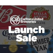 CUB Launch Sale