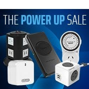 The Power Up Sale