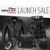 Gentry Choice Launch Sale