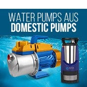 Waterpumps Aus Domestic Pumps