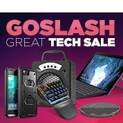 Goslash Great Tech Sale