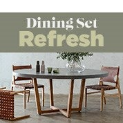 Dining Set Refresh