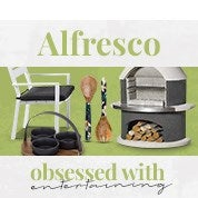 Obsessed with Entertaining: Alfresco