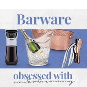 Obsessed with Entertaining: Barware