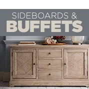 Sideboard & Buffet Sale