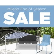 Milano End of Season Sale