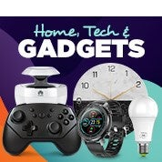 Home, Tech & Gadgets