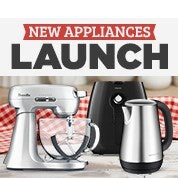 New Appliances Launch