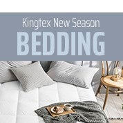 Kingtex New Season Bedding