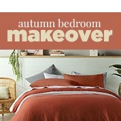 Autumn Bedroom Makeover