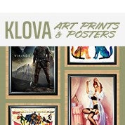 Klova Photos Art Prints & Posters