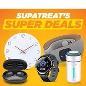 Supatreat's Super Deals
