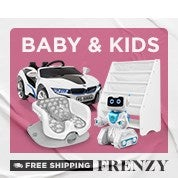 Free Shipping Frenzy: Baby & Kids