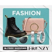 Free Shipping Frenzy: Fashion